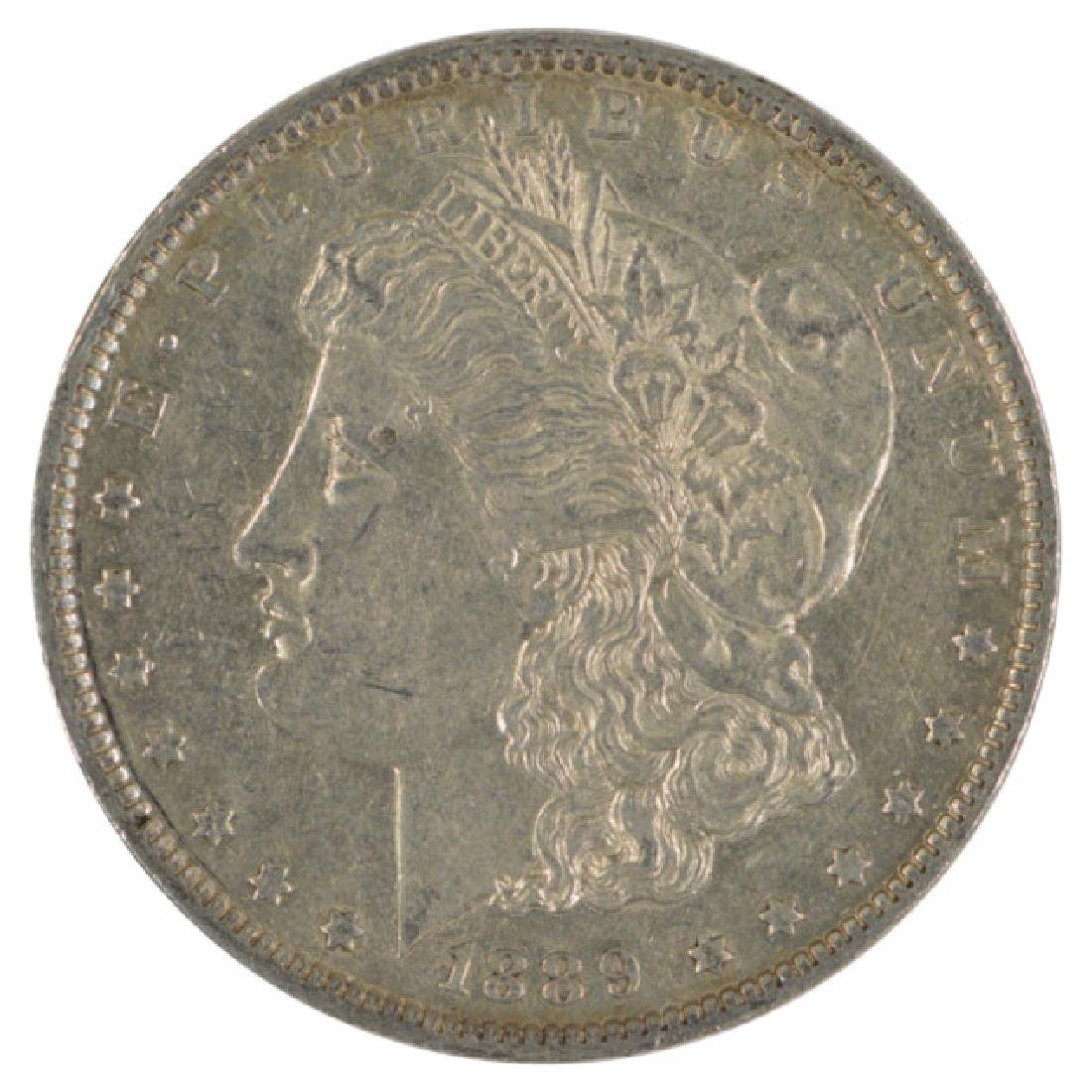 1889-O $1 Morgan Silver Dollar Coin