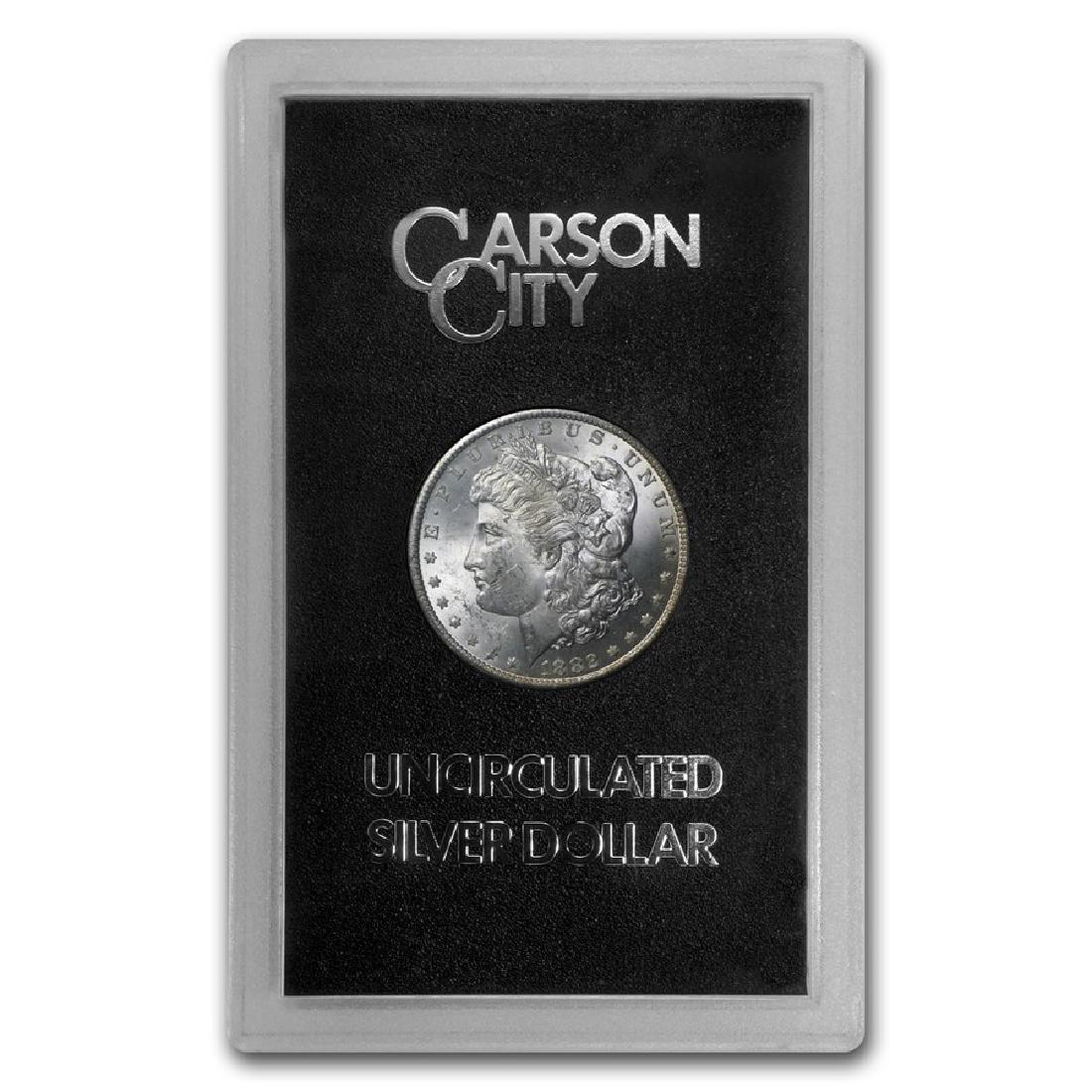1882-CC $1 Morgan Silver Dollar Coin GSA