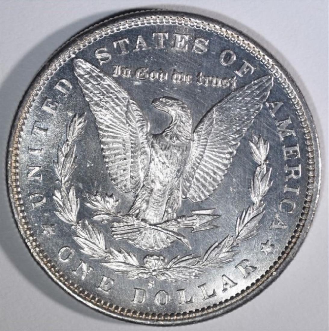1879-S $1 Morgan Silver Dollar Coin - 2