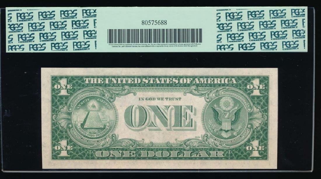 1935H $1 Silver Certificate PCGS 67PPQ - 2
