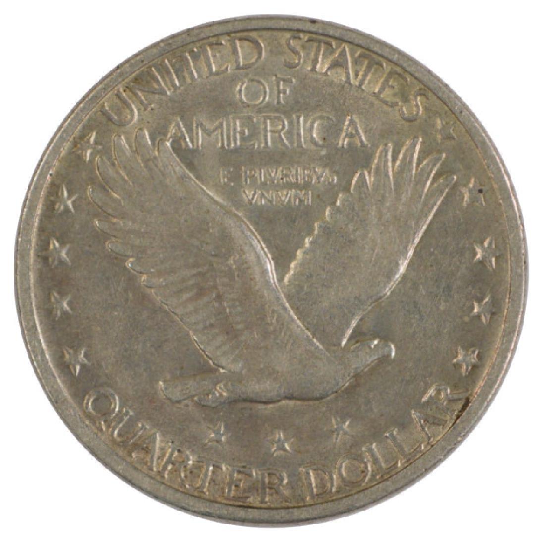 1929-D Standing Liberty Quarter Coin - 2