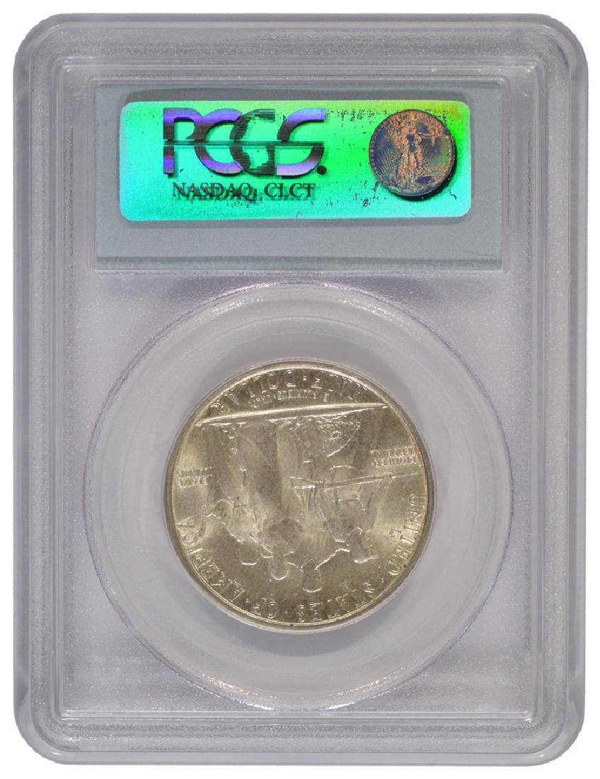 1936 Elgin Commemorative Half Dollar Coin PCGS MS66 - 2