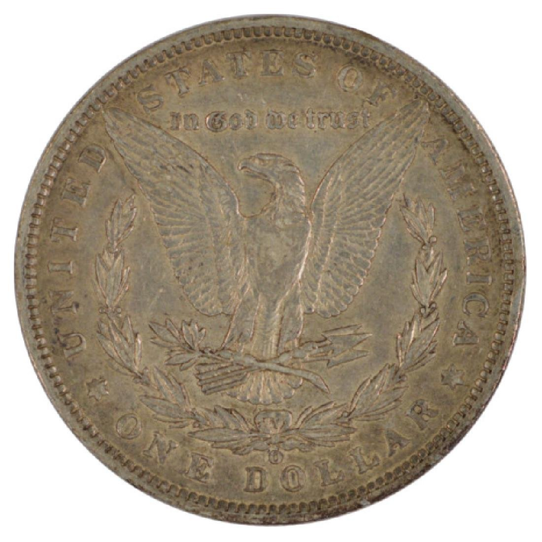 1886-O $1 Morgan Silver Dollar Coin - 2