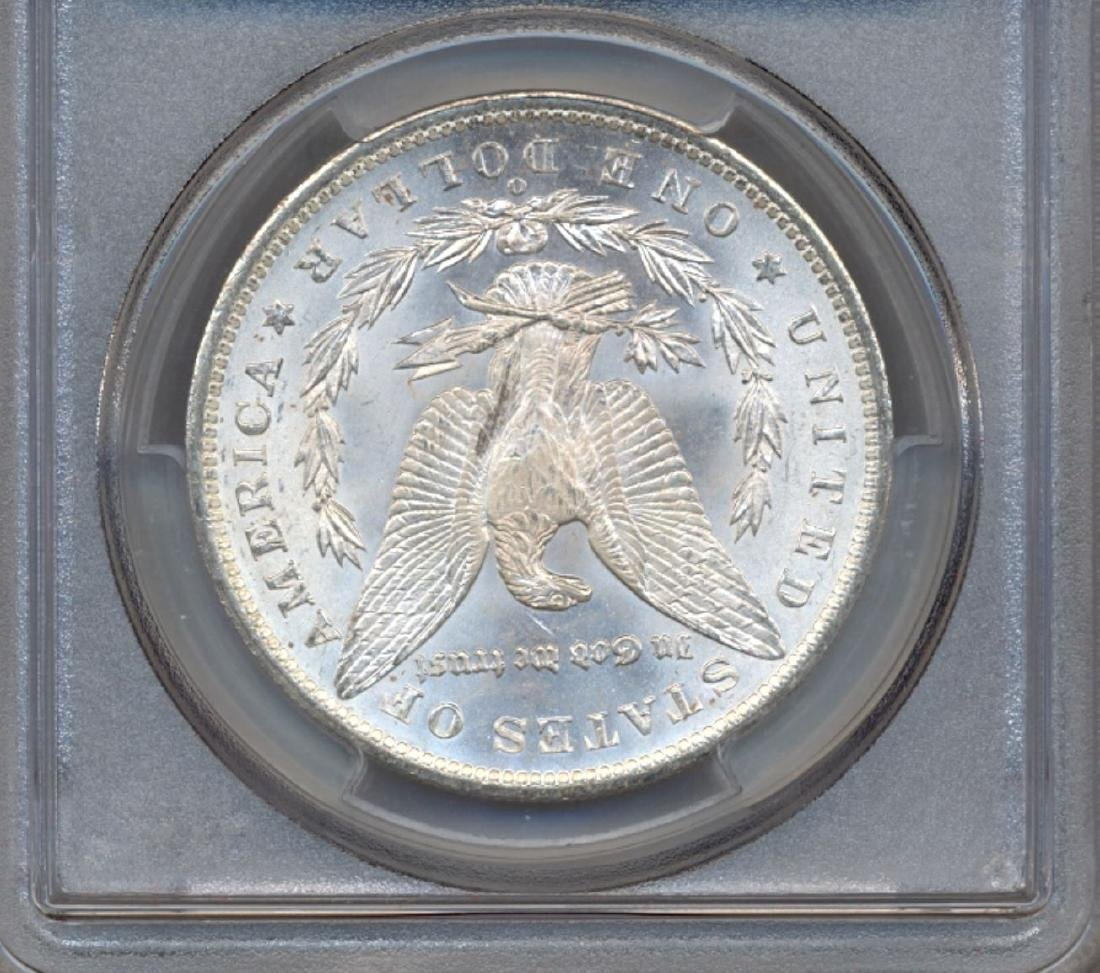 1884-O $1 Morgan Silver Dollar Coin PCGS MS65 - 2