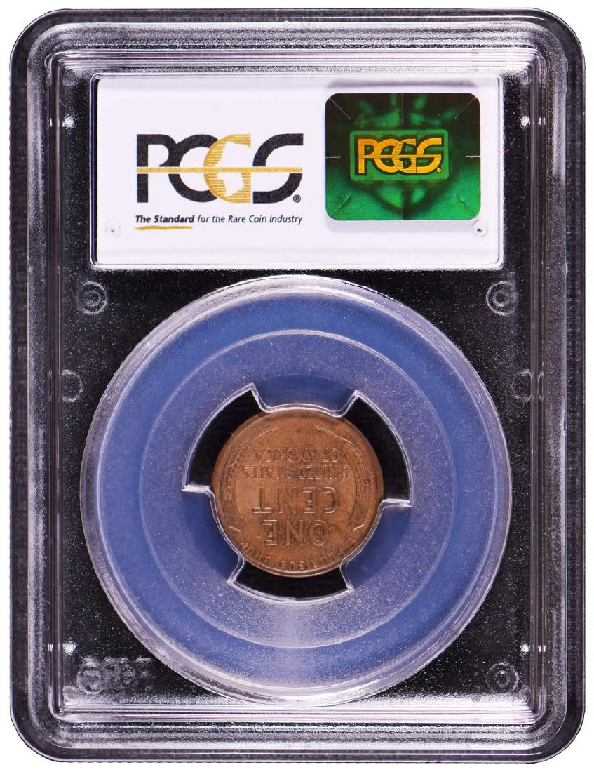 1913 Lincoln Cent PCGS MS63BN - 2