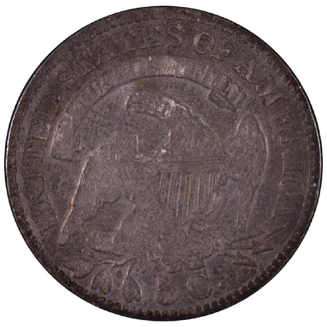 1831 Liberty Half Dime Coin - 2