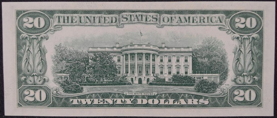 1950B $20 Chicago Federal Reserve Note - 2