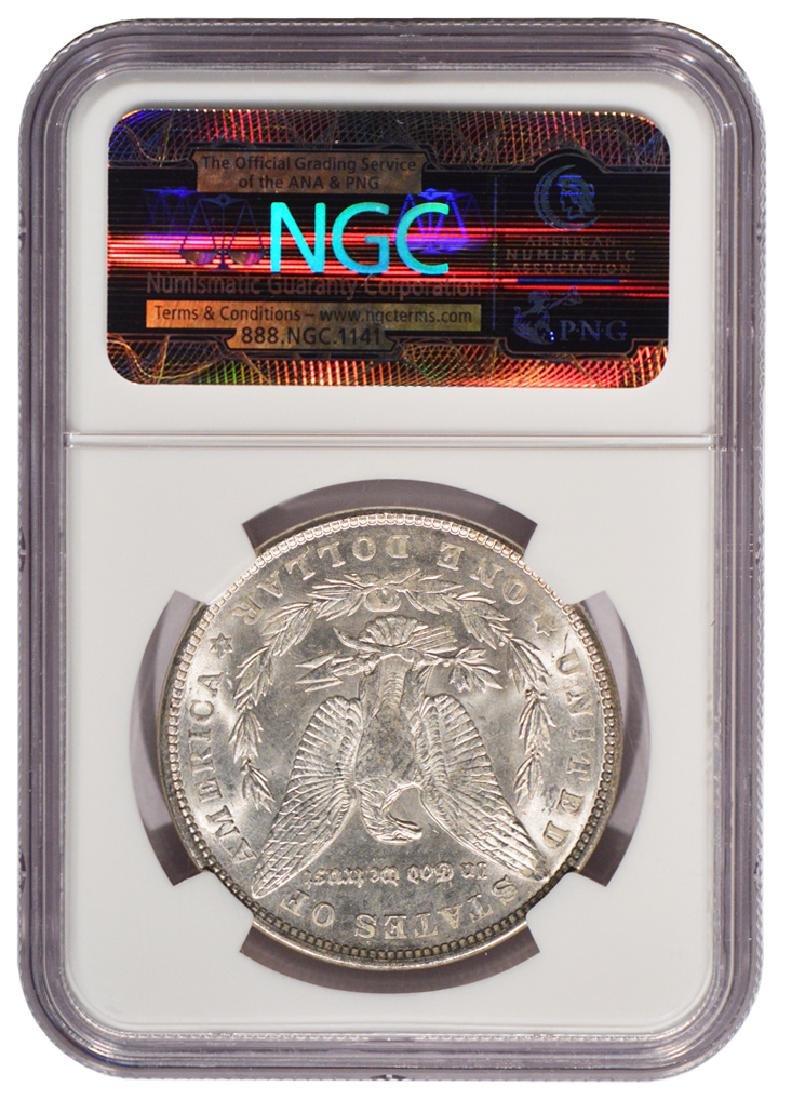 1900 $1 Morgan Silver Dollar Coin NGC MS64 - 2