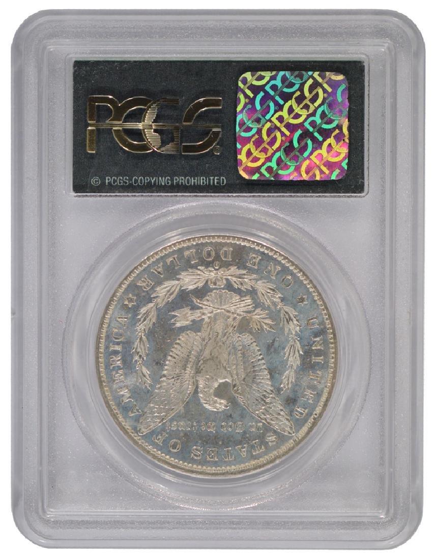 1884-O $1 Morgan Silver Dollar Coin MS64DMPL - 2