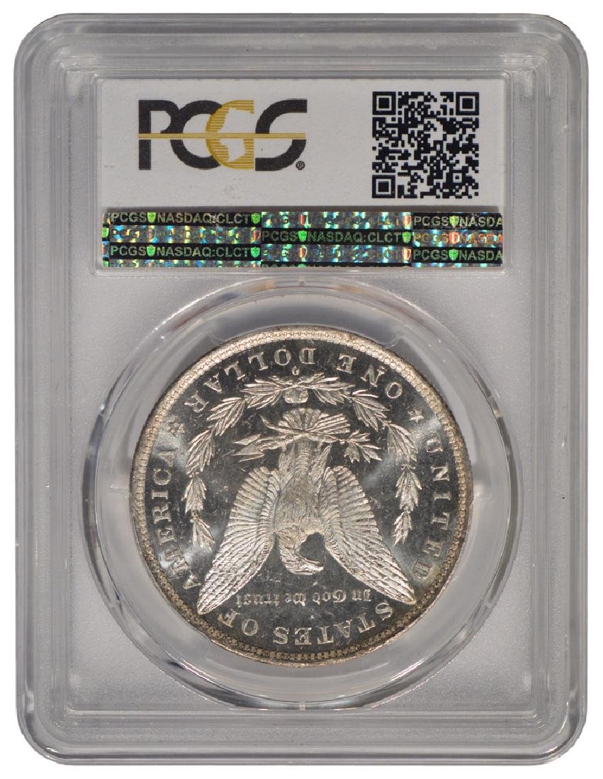 1882-O $1 Morgan Silver Dollar Coin PCGS MS63DMPL - 2