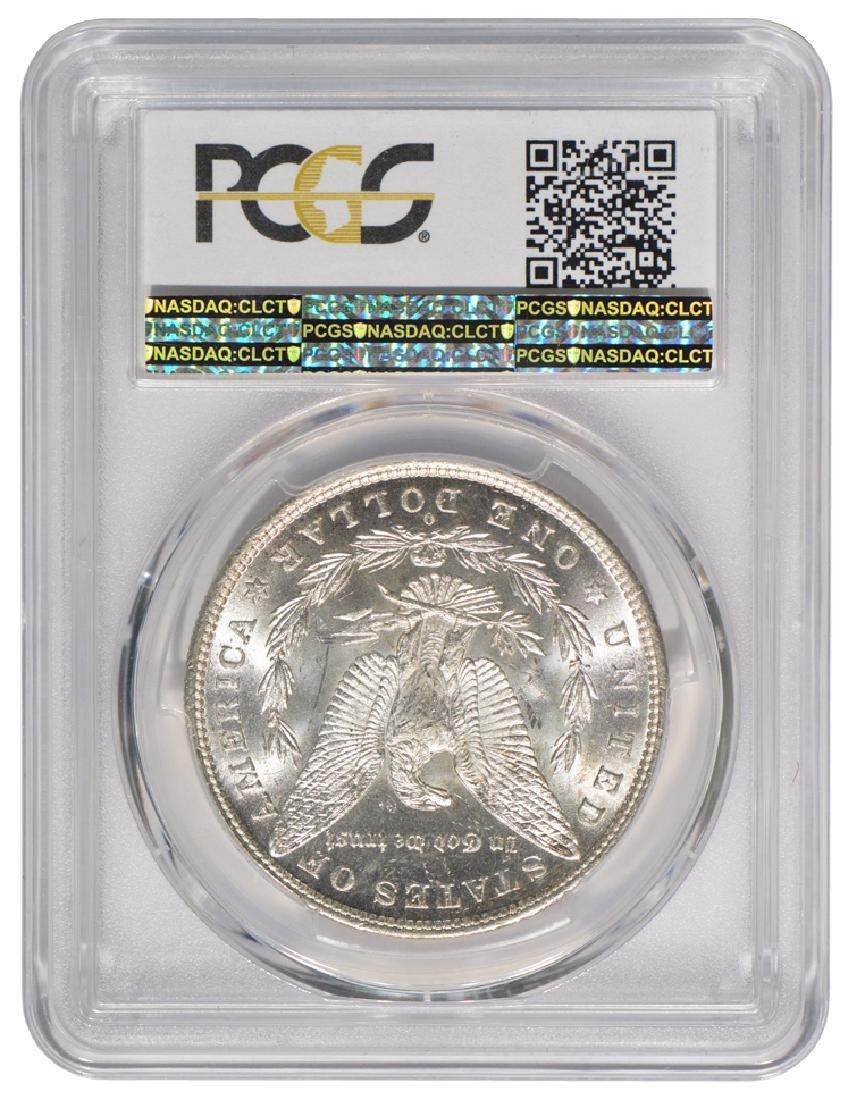 1881-O $1 Morgan Silver Dollar Coin PCGS MS64 - 2