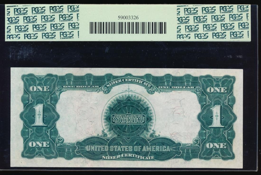 1899 $1 Black Eagle Silver Certificate PCGS 67PPQ - 2