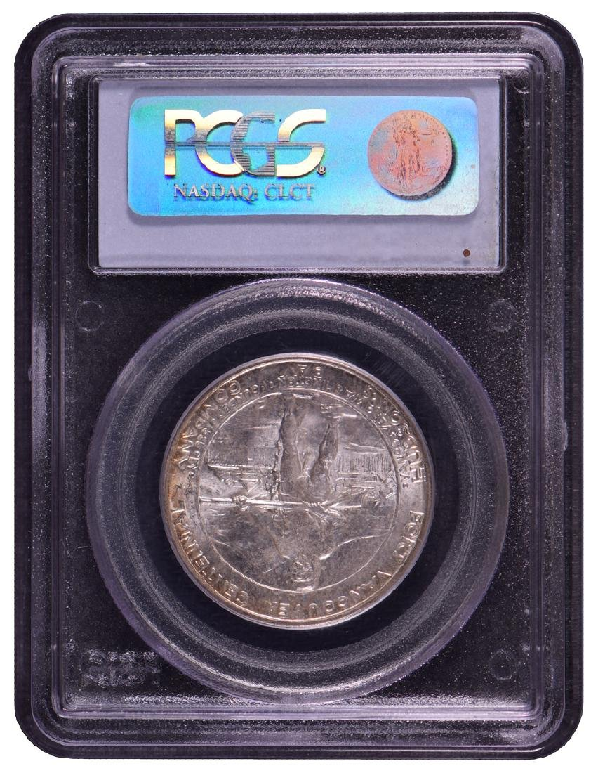 1925-S Vancouver Half Dollar Coin PCGS MS65 - 2