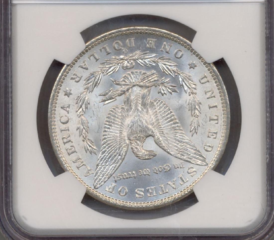 1888-O $1 Morgan Silver Dollar Coin NGC MS65 - 2