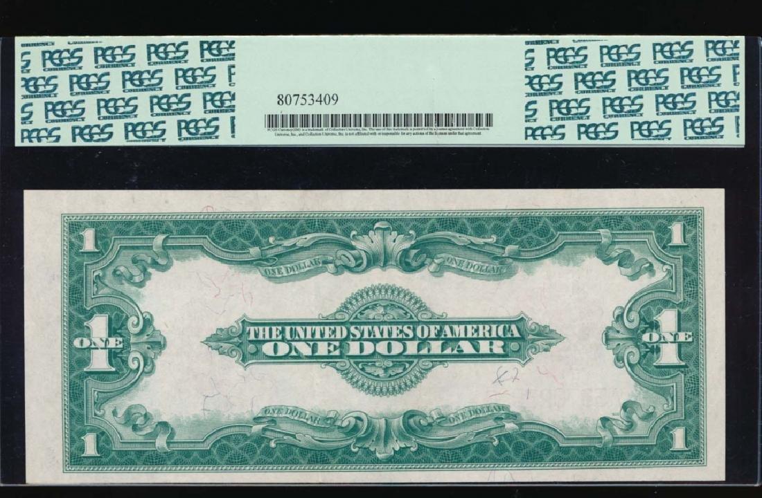 1923 $1 Legal Tender Note PCGS 53 - 2