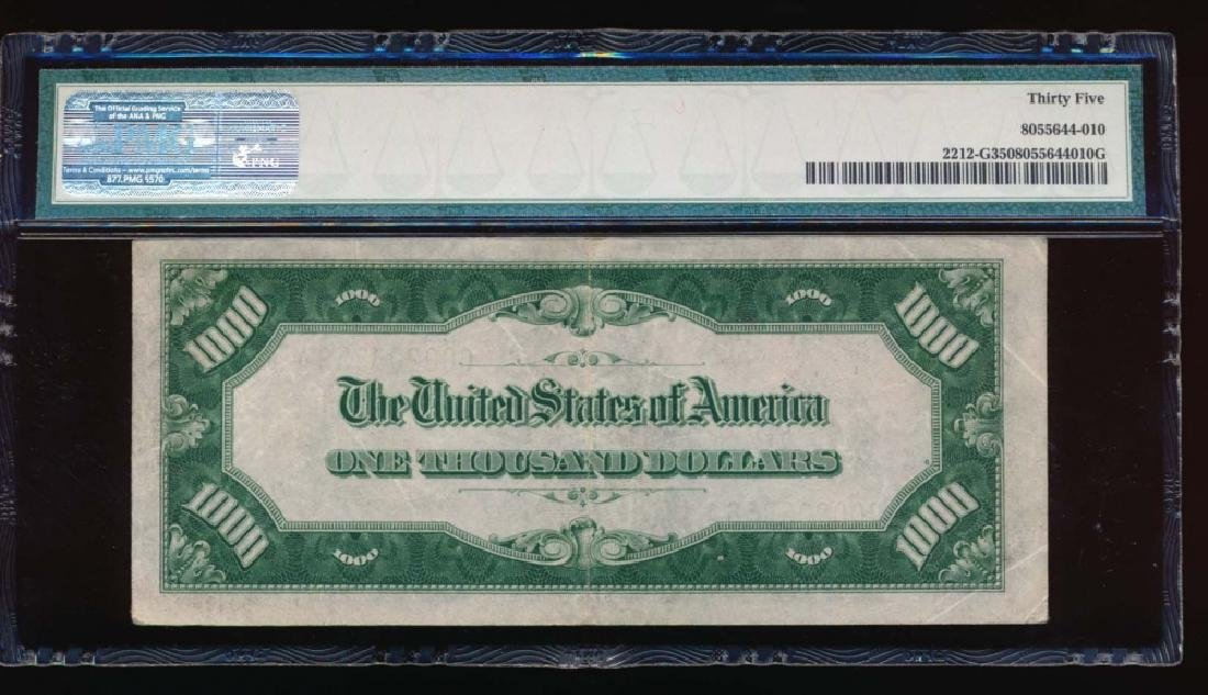 1934A $1000 Chicago Federal Reserve Note PMG 35 - 2