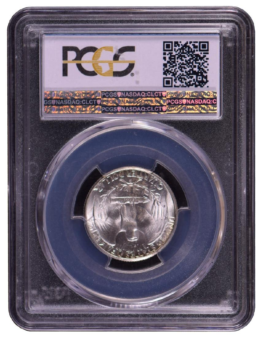 1937-D Washington Quarter PCGS MS66 - 2