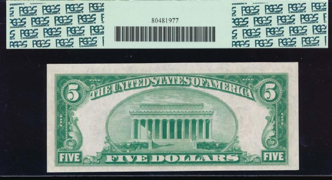 1950K $5 Dallas Federal Reserve Note PCGS 64PPQ - 2