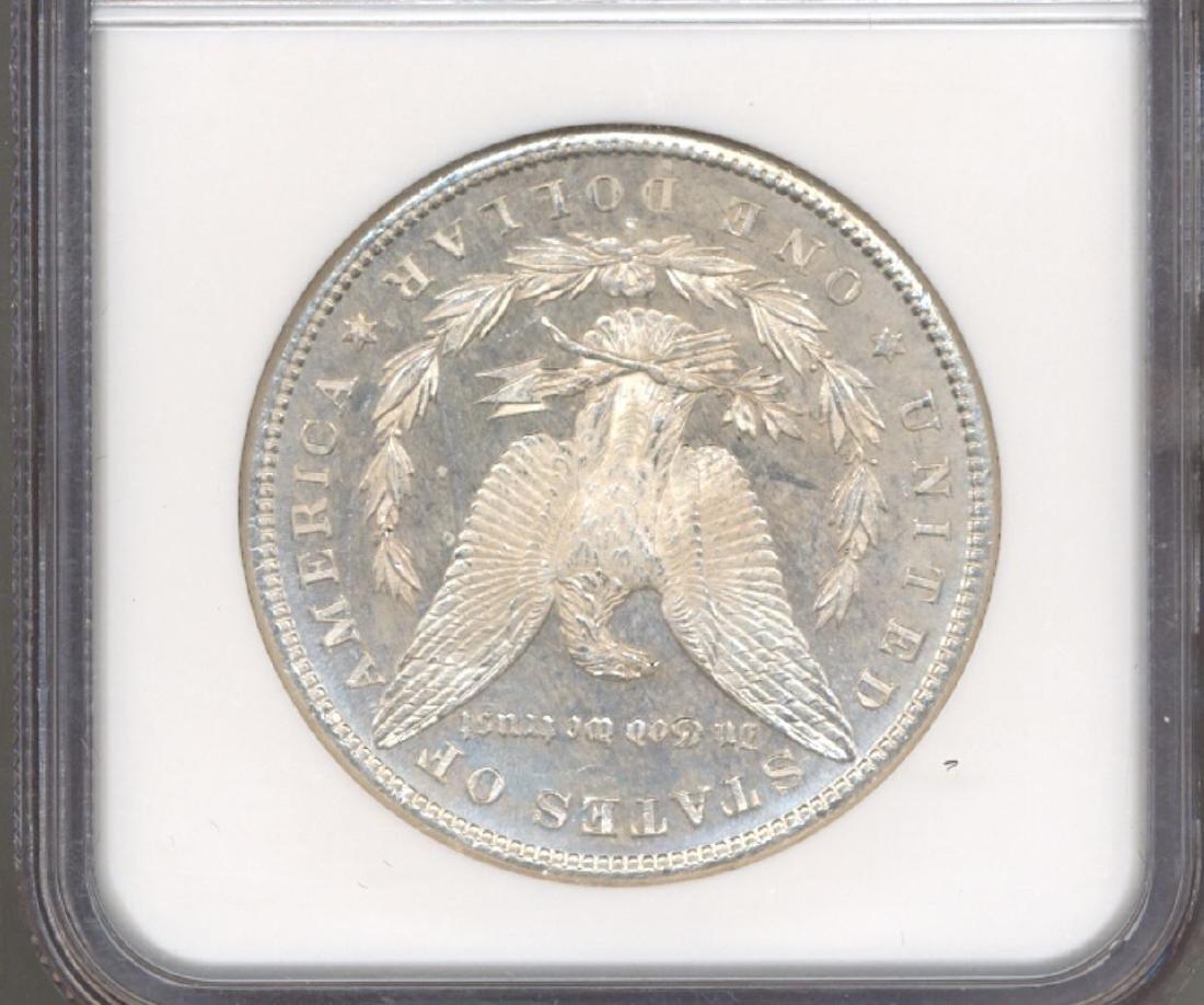 1881-S $1 Morgan Silver Dollar Coin NGC MS64DPL - 2