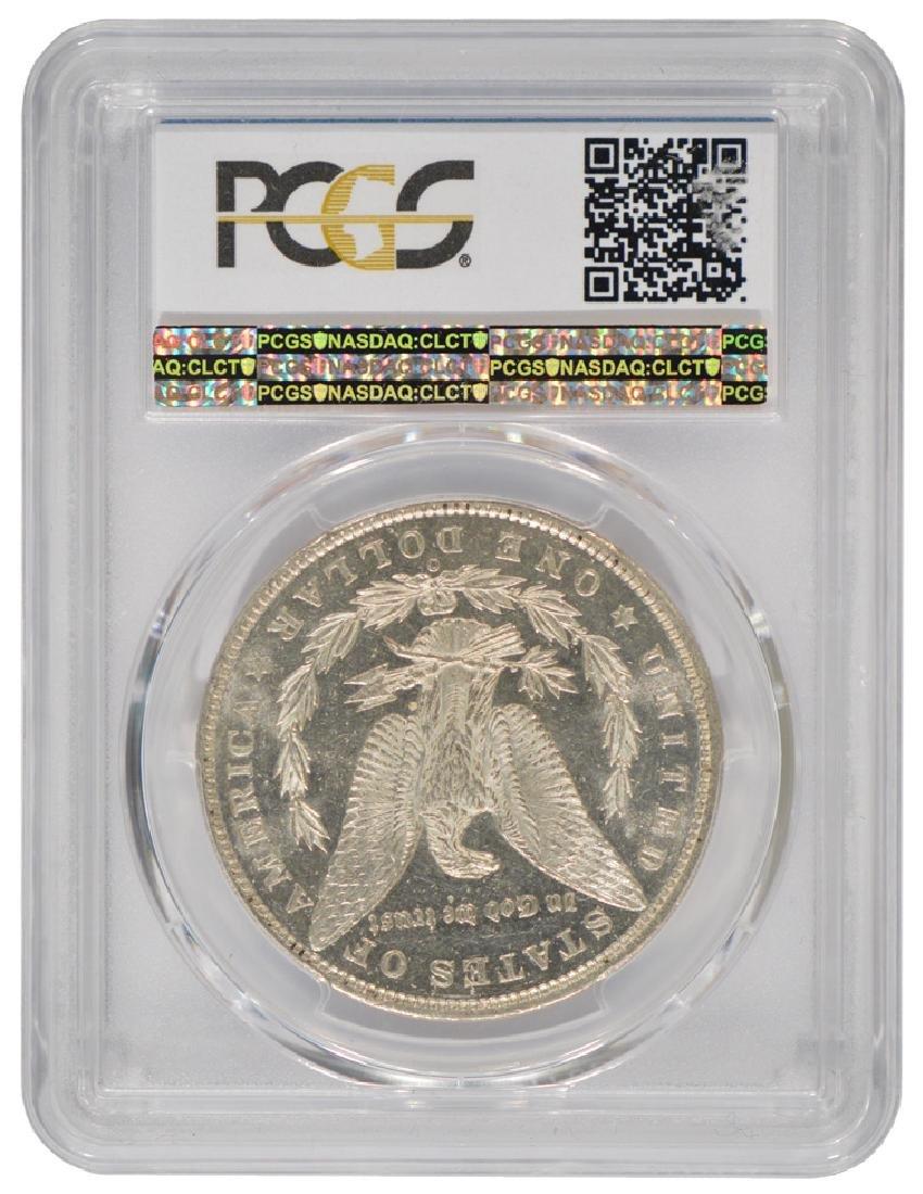 1887-O $1 Morgan Silver Dollar Coin PCGS MS61PL - 2