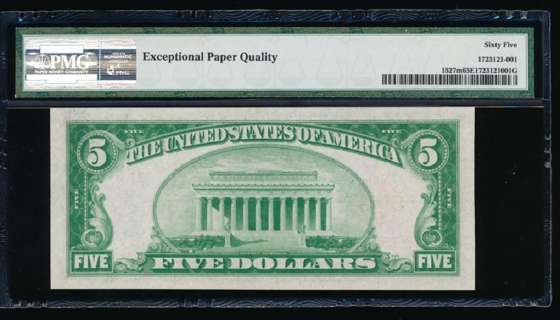 1928B $5 Legal Tender Note PMG 65EPQ - 2