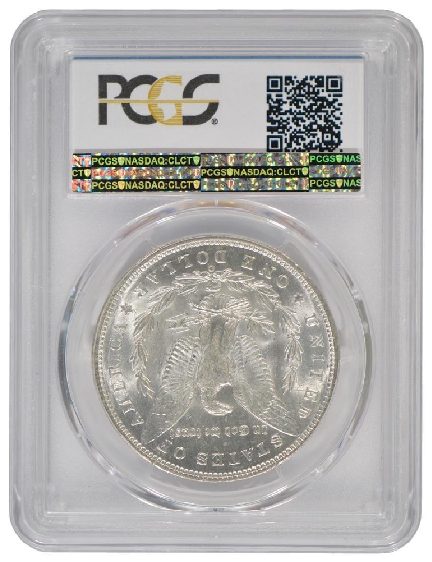 1891-O $1 Morgan Silver Dollar Coin PCGS MS63 - 2