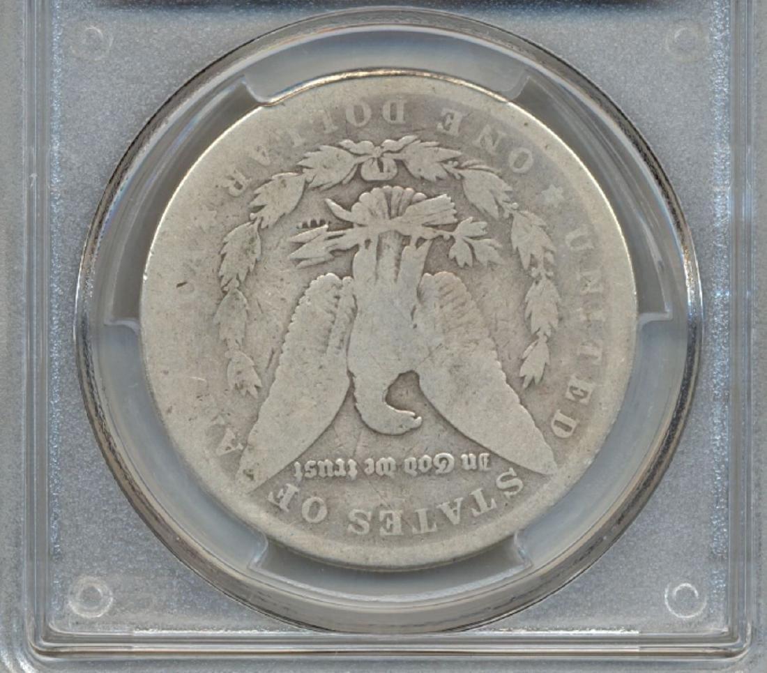 1881 $1 Morgan Silver Dollar Coin PCGS AG03 - 2