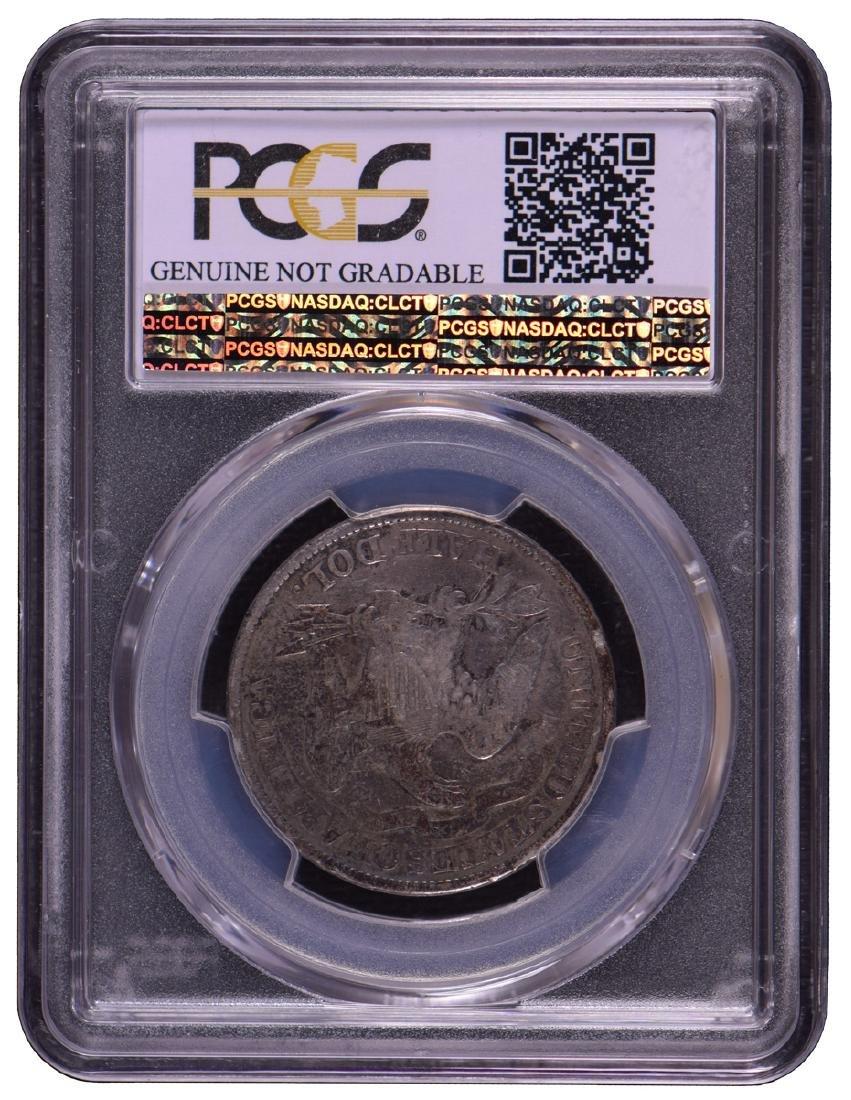 1884 Seated Liberty Half Dollar Coin PCGS Genuine - 2
