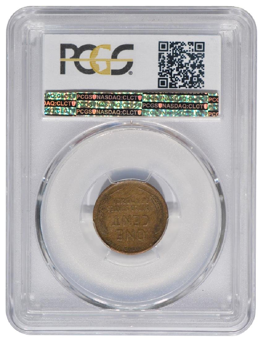 1909-S Lincoln Cent PCGS VF35 - 2