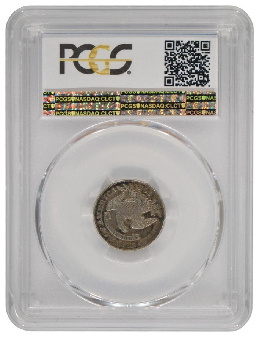 1829 Capped Bust Dime PCGS XF40 - 2