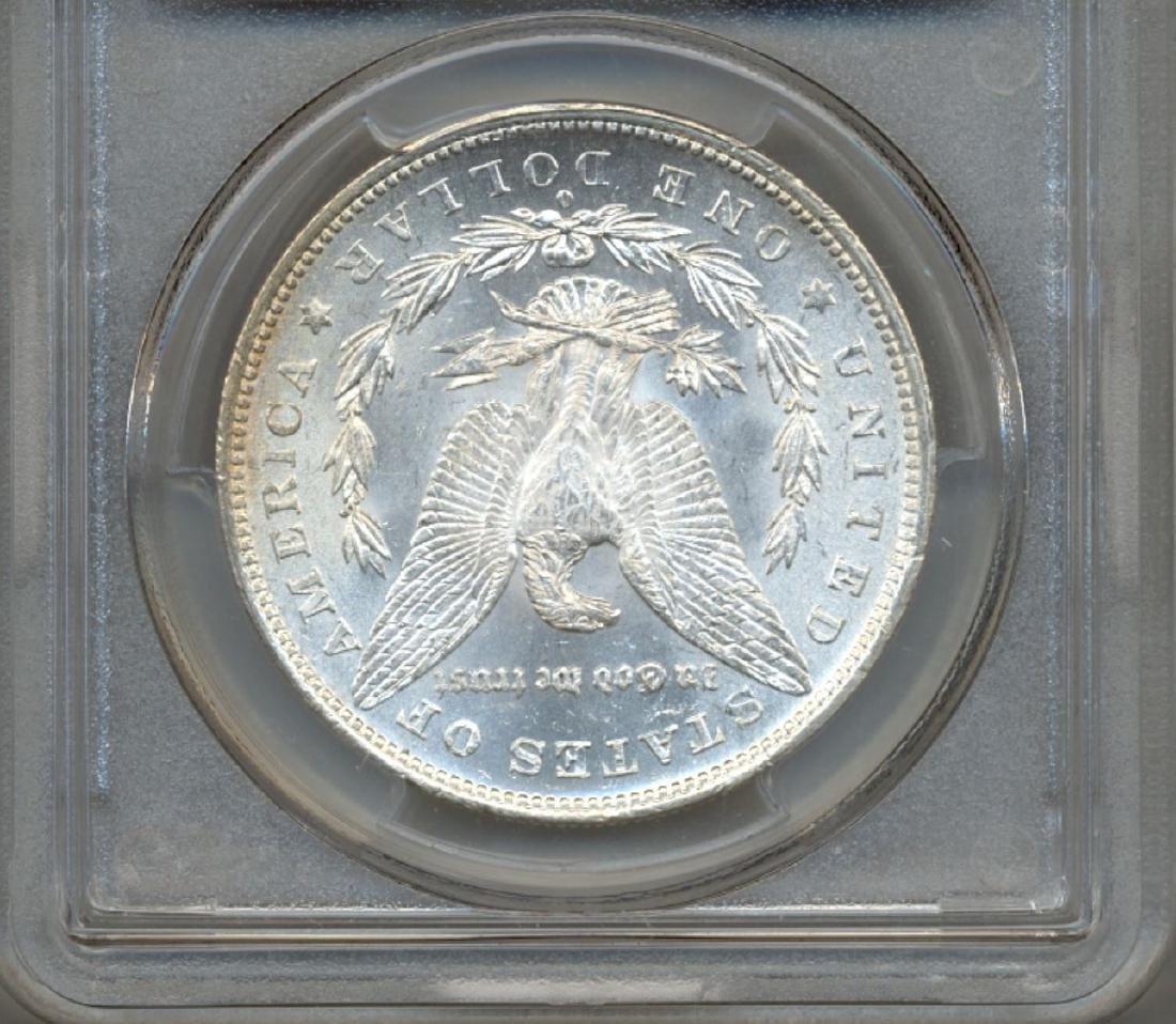 1879-O $1 Morgan Silver Dollar Coin PCGS MS64 - 2
