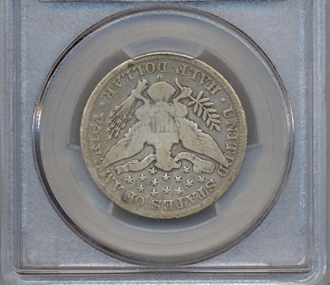 1898-O Baber Half Dollar Coin PCGS VG10 - 2