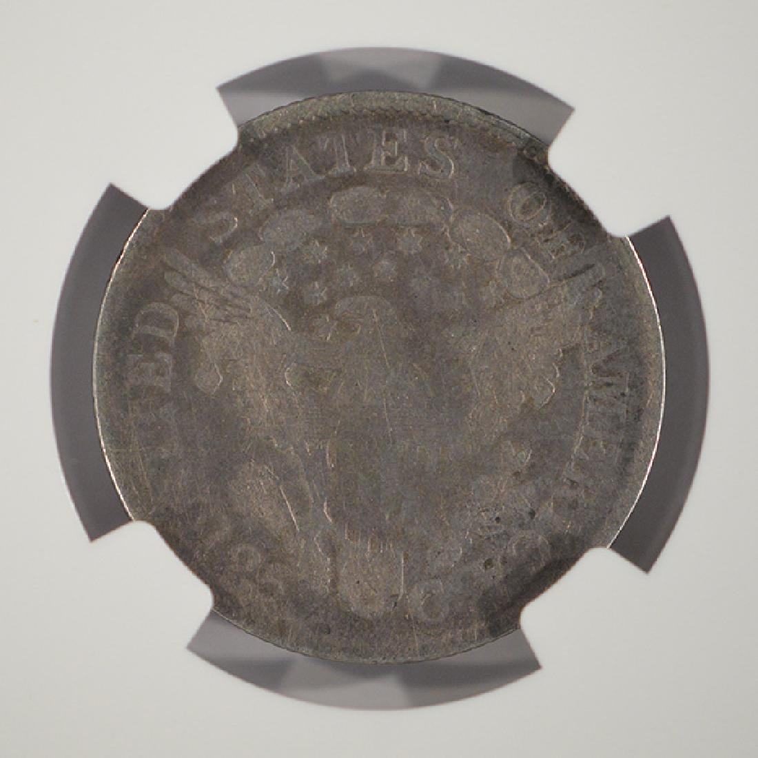 1806 Draped Bust Quarter Coin NGC G4 - 4