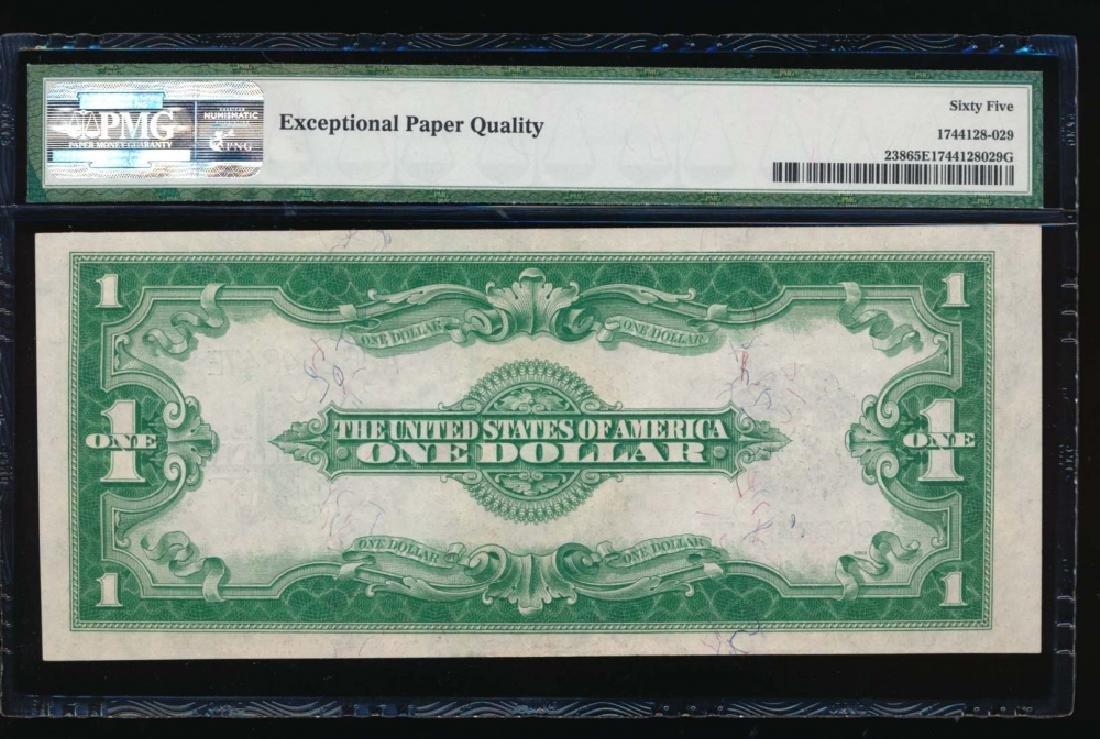 1923 $1 Silver Certificate PCGS 65EPQ - 2