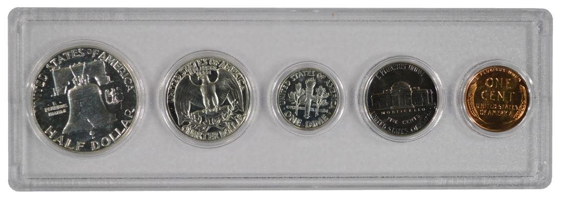 1953 Silver Proof Set - 2