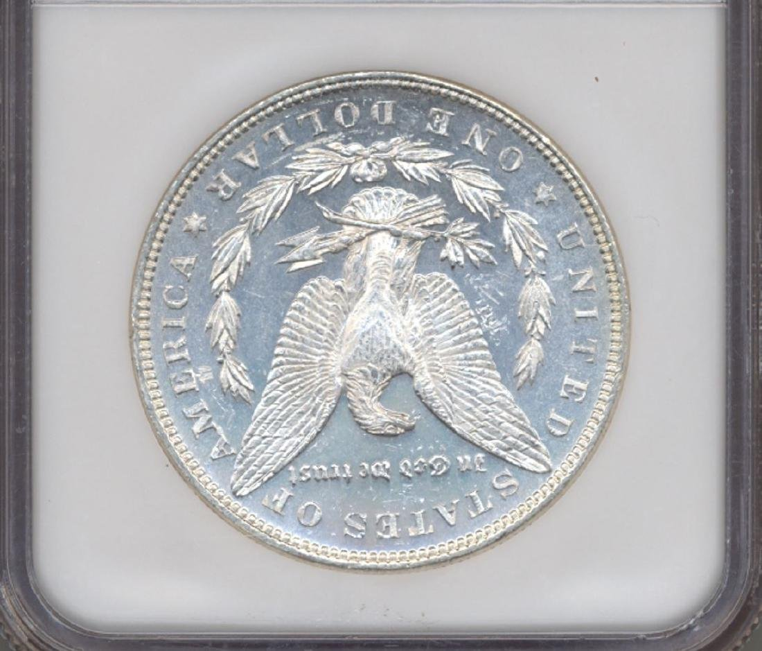 1883 $1 Morgan Silver Dollar Coin NGC MS64DPL - 2