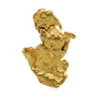 4.00 Gram Australian Gold Nugget