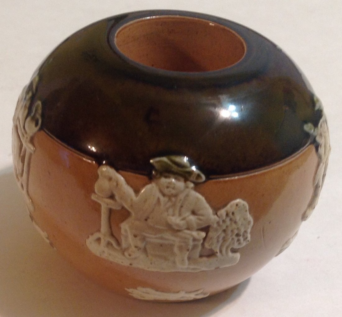 Estate antique Doulton Lambeth England pottery