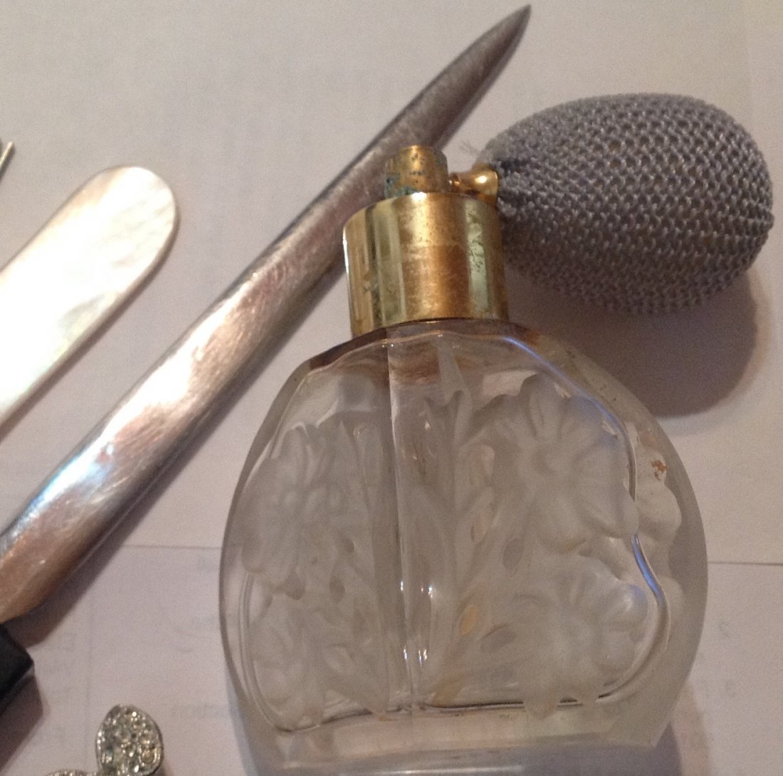 Estate vintage lot miscellaneous items (R) - 3
