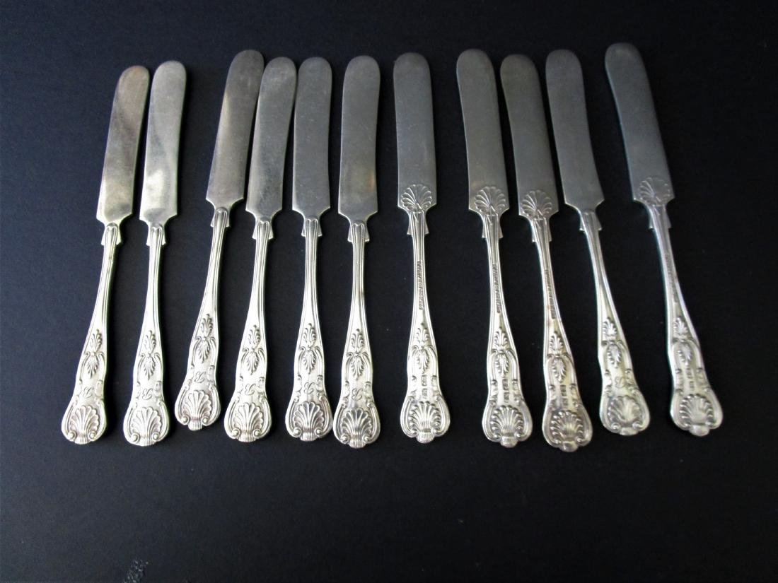 Tiffany & Co. English butter Knives