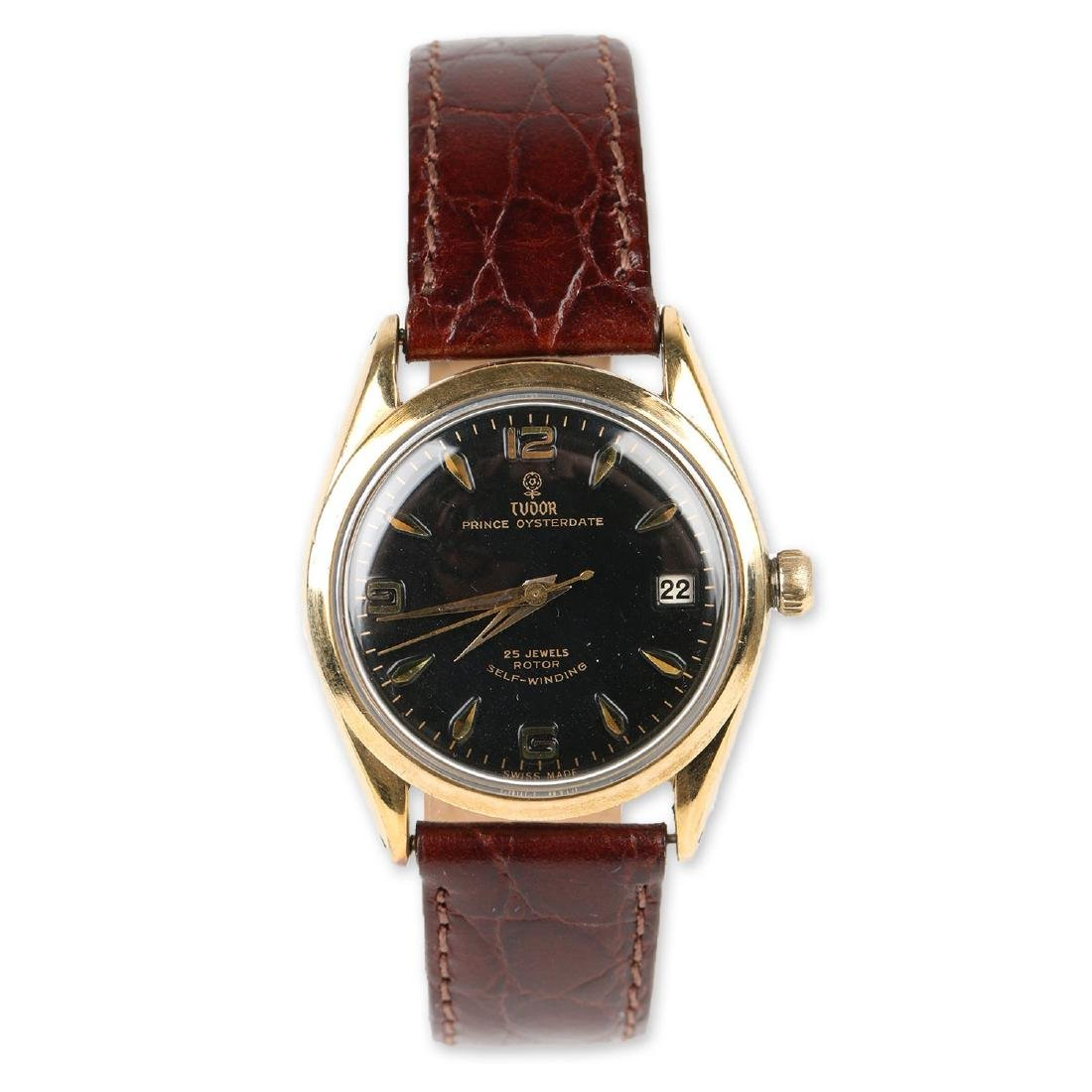 Rolex Tudor Prince Oysterdate Wristwatch