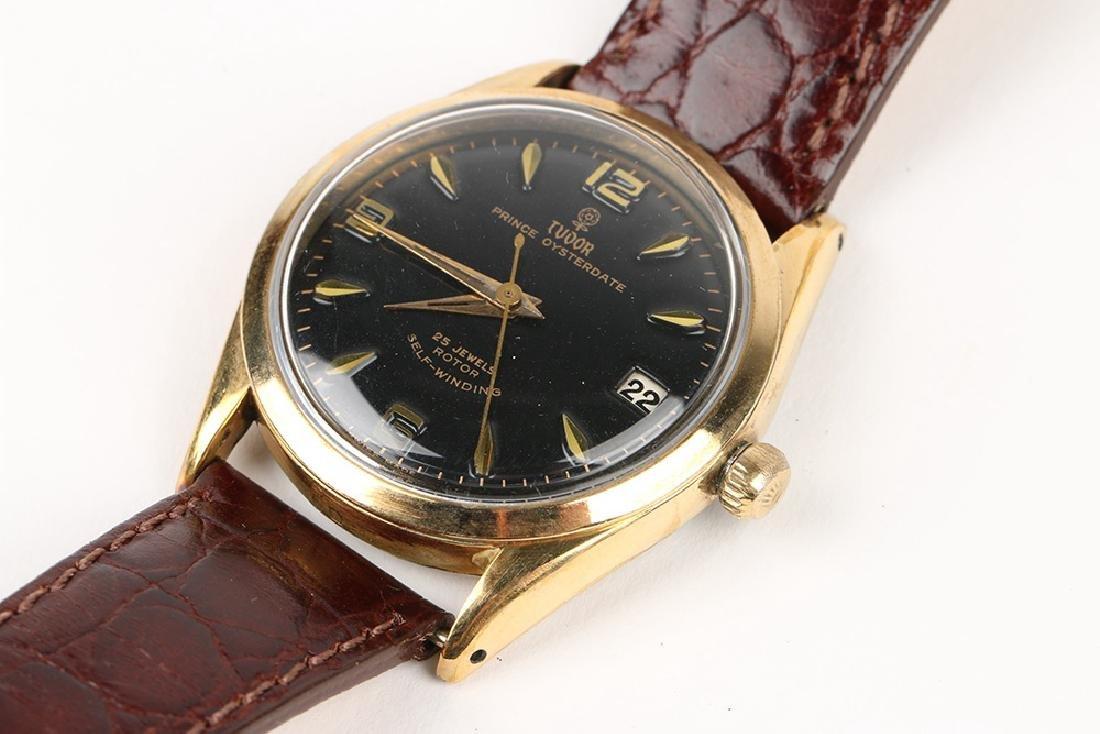 Rolex Tudor Prince Oysterdate Wristwatch - 4