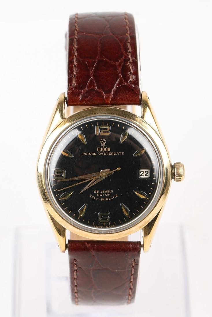 Rolex Tudor Prince Oysterdate Wristwatch - 5