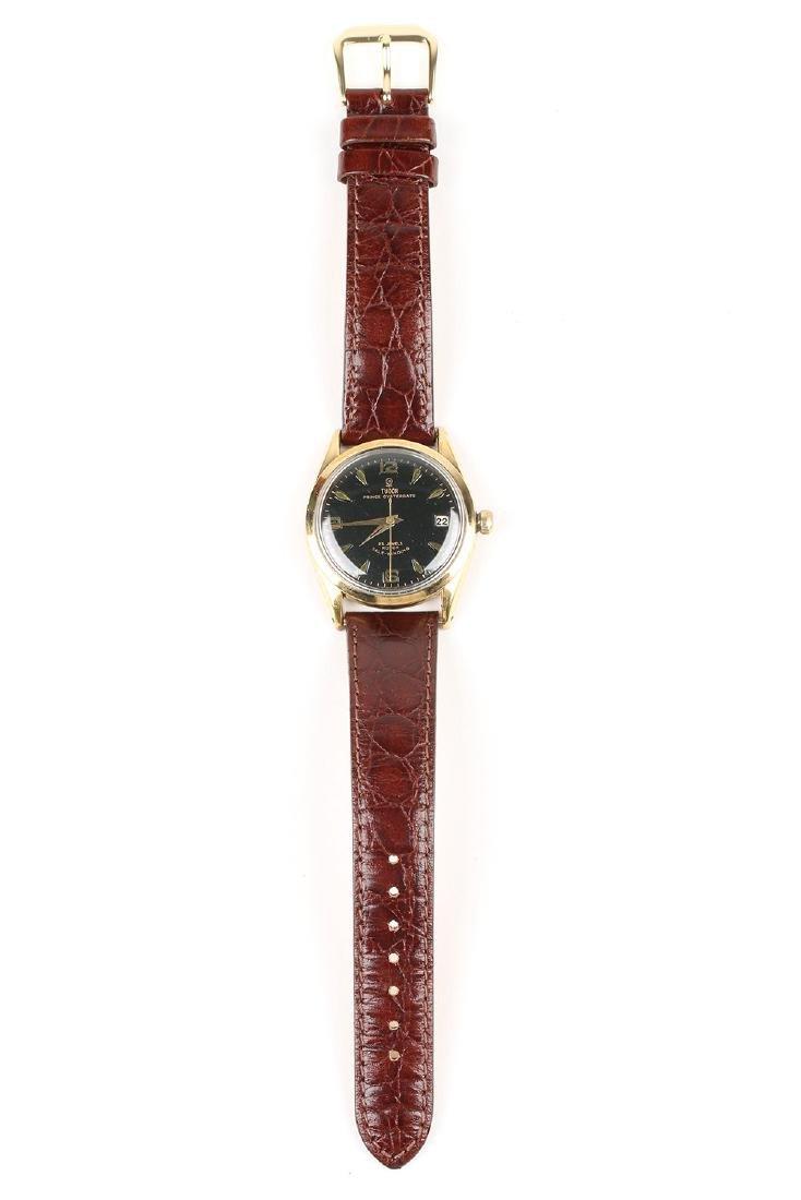 Rolex Tudor Prince Oysterdate Wristwatch - 7