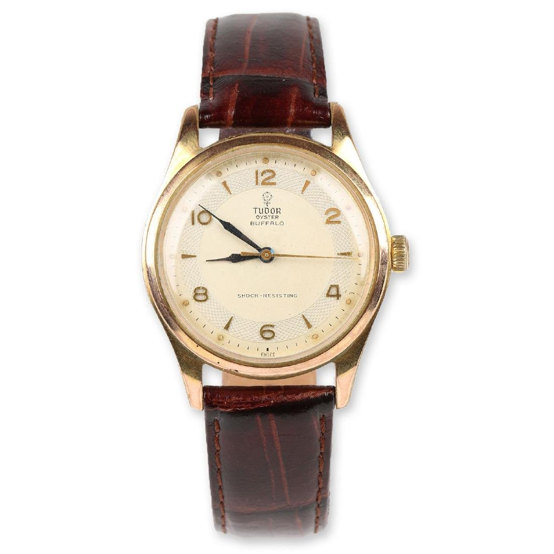 """Rolex Tudor Oyster """"Buffalo"""" Wristwatch"""