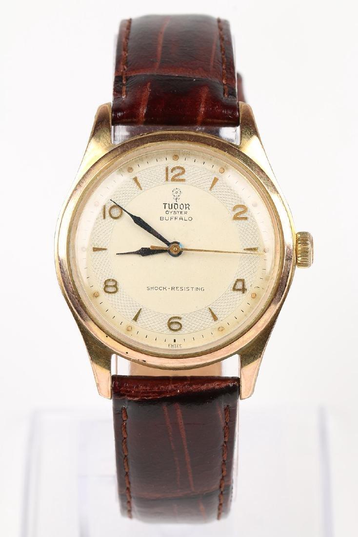 """Rolex Tudor Oyster """"Buffalo"""" Wristwatch - 4"""