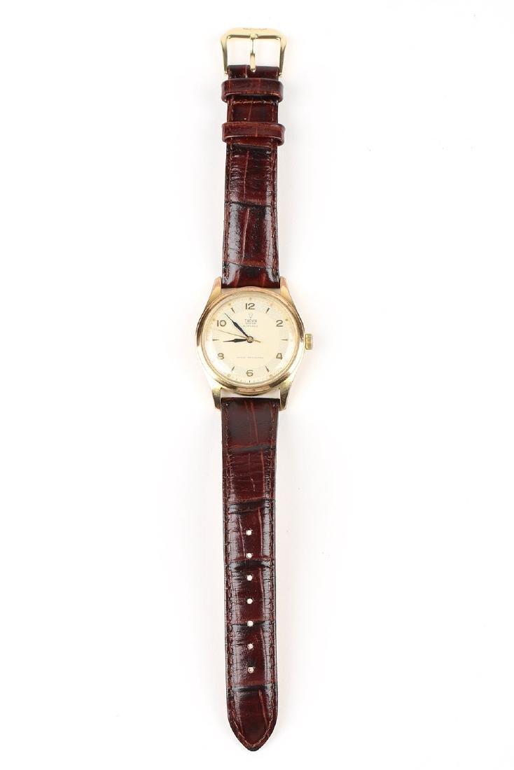 """Rolex Tudor Oyster """"Buffalo"""" Wristwatch - 5"""