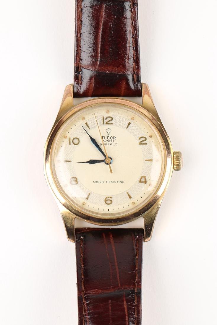 """Rolex Tudor Oyster """"Buffalo"""" Wristwatch - 6"""