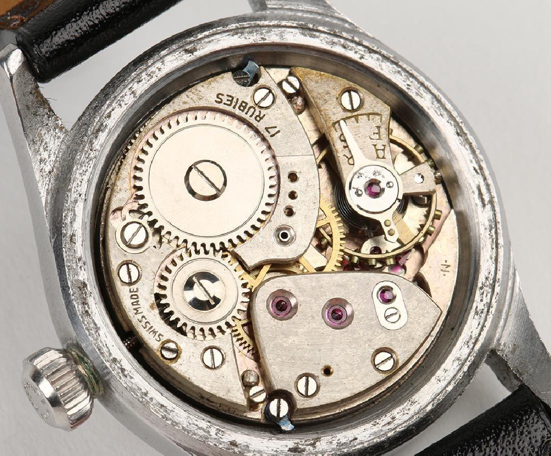 "WWII-Era Rolex Oyster ""Solar Aqua"" Wristwatch - 10"