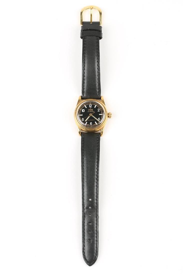 "WWII-Era Rolex Tudor Oyster ""Centregraph"" Wristwatch - 5"